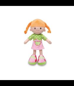 Boneca Buba Toys Kitty Laranja - 5251