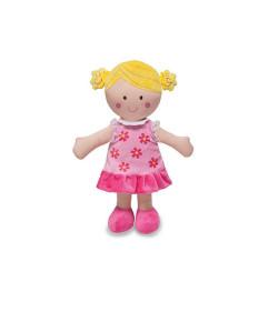 Boneca Buba Toys Maggy Amarelo - 5256