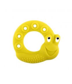 Mordedor Mam Lucy The Snail Amarelo 2m+ - 5311