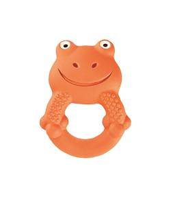 Mordedor Mam Max The Frog Laranja 4m+ - 5315