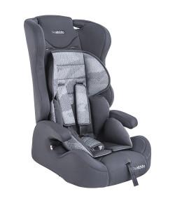 Cadeira Auto Lenox Kiddo City Isofix 9 a 36kg Grafite -  572GR