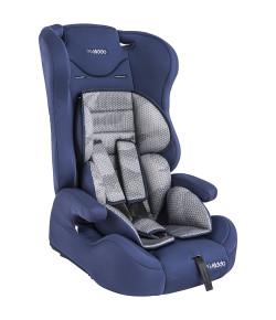 Cadeira Auto Lenox Kiddo City Isofix 9 a 36kg Marinho -  572MA