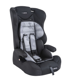 Cadeira Auto Lenox Kiddo City Isofix 9 a 36kg Preto -  572PR