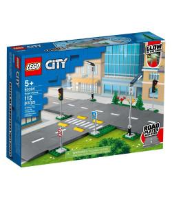 Lego City Cruzamento de Avenidas 5+ 60304