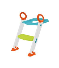 Assento Redutor com Escada Buba Azul - 7424
