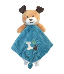 Naninha de Pano Baby Dog Buba Azul - 7492
