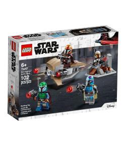 Lego Stars Wars Pack De Batalha Mandalorian 6+ 75267
