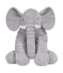 Almofada Buba Elefante Gigante Cinza 3+ - 7561