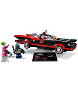 Blocos de Montar Lego Série de TV Clássica Batman Batmóvel 7+