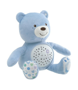 Projetor Chicco Bebê Urso Azul