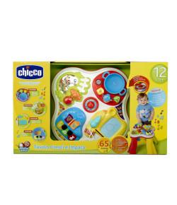 Brinquedo Mesa De Atividades Chicco Bilíngue Br/Usa