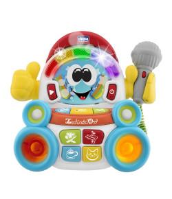Brinquedo Músical Chicco Robob, O Gravador Falante.