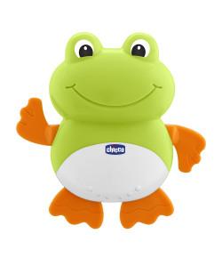 Brinquedo Para Banho Sapo Nadador
