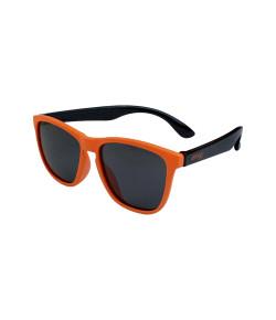 Óculos Escuro Infantil Clingo Laranja e Preto 36m+