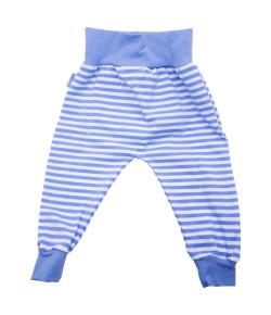 Calça Saruel Batistela Baby (Cós Alto) Listra Azul