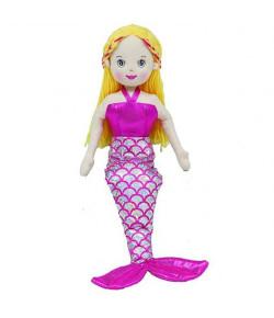Boneca de Pano Sereia Encantada Buba - 8144