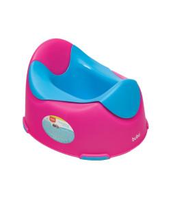 Troninho Infantil Buba Toys Rosa e Azul - 08968