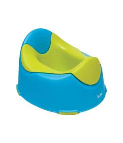 Troninho Infantil Buba Toys Azul e Verde - 08969