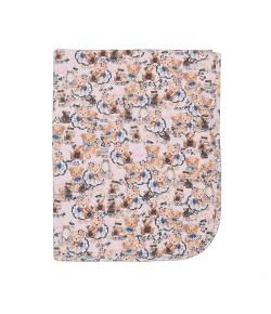 Cobertor Soft Confort/Suedini Vania INV21 Upi Uli ROSA URSO 9612