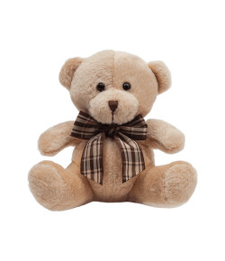 Ursinho de Pelúcia Cookie Buba Bege - 09813