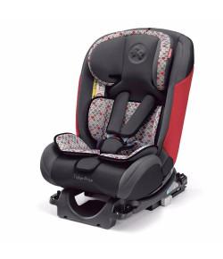 Cadeira Auto Isofix Fisher Price All Stages Fix 0 A 36 Kg Vermelho