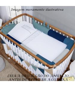 Rolinho Bichinho Batistela Baby Jacaré Verde - 10085