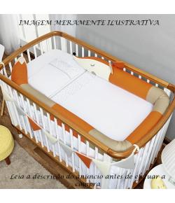 Rolinho Bichinho Batistela Baby Raposa - 10085