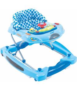 Andador Burigotto Baby Coupé Azul
