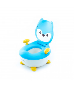 Troninho Safety 1st Fox Potty Azul - IMP01368