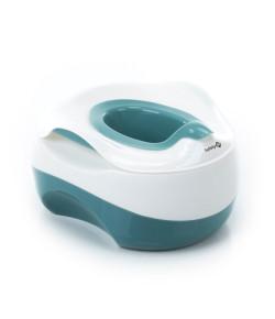 Troninho 3 em 1 Safety 1st Flex Potty Blue - IMP01363