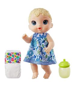 Boneca Baby Alive Hora do Xixi Loira 3+ E0385