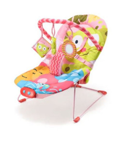Cadeira de Descanso Little Nap Multikids Baby Gato - BB361