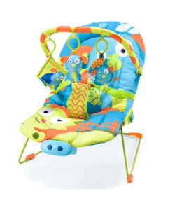 Cadeira de Descanso Little Nap Multikids Baby Cachorro - BB362