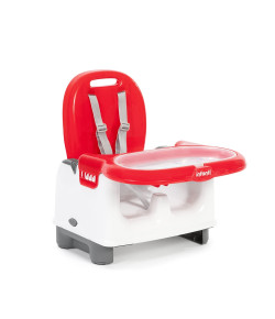 Cadeira de Refeição Infanti Mila Vermelho - IMP91219