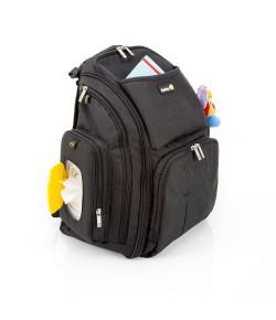 Mochila Maternidade Safety 1ST Back Pack Black - IMP91220