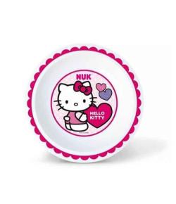 Prato Fundo Bowl Nuk Hello Kitty 6m+ - PA7708-1G