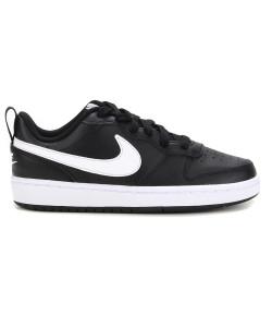 Tênis Nike Court Borough Low 2 (GS) Preto