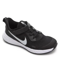 Tênis Nike INF Revolution 5 (PSV) Preto e Branco