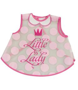 Babador Impermeável Plus Girotondo Baby Pequena Dama - BT1137