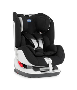 Cadeira Auto Chicco Seat UP 012 JET Black - ate 25Kg