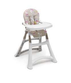 Cadeira de Refeição Galzerano Premium Ursinha - 5070UR
