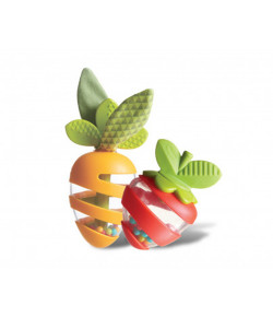 Brinquedo Growers Cenoura & Morango Meadow Days - Tiny Love