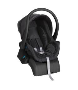Bebê Conforto Dzieco Cocoon Preto + Base (8181+8185)