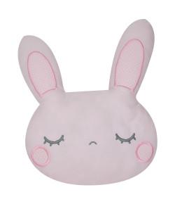 Almofada Infantil Coelha Lala Lipe Branco - AL6032