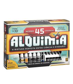 Conjunto de Atividades Alquimia 45 Experiências - Grow