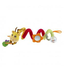 Brinquedo Para Carrinho Chicco Mrs. Giraffe 6-36m