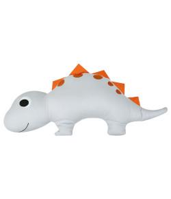 Almofada Infantil Dinossauro Lala Lipe Cinza - AL5094