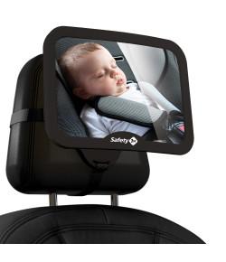 Espelho Para Carro Safety 1st Back Seat Black - A-ROR-15052