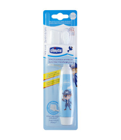 Escova de Dente Elétrica Chicco Azul