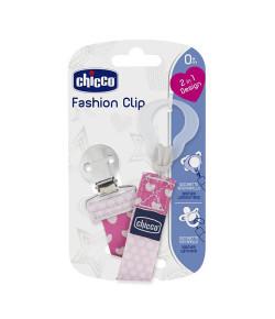 Prendedor de Chupeta Chicco Fashion Clip